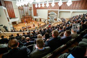 Лилия Галимова: Ежегодное послание Госсовету РТ впервые посетили самозанятые и призеры WorldSkills