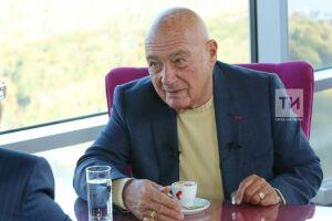 Владимир Познер: «ВКазани хорошая аура»