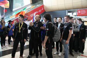 Татарстанские участники WorldSkills в составе национальной сборной провели финальный сбор в Москве