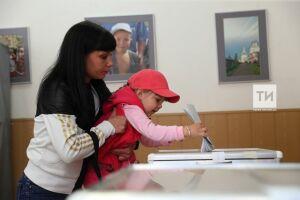 В Татарстане началось голосование на выборах в Государственный Совет РТ