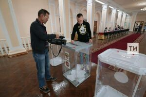 Примерно 18 тыс. наблюдателей следят за чистотой выборов в Госсовет Татарстана