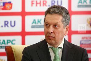 Маганов о главном тренере «Ак Барса»: Илья Воробьев был претендентом на роль наставника казанцев