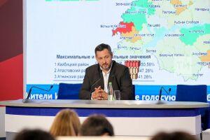 «Партия Роста» вРТ: Выборы вГоссовет проходят навысшем уровне
