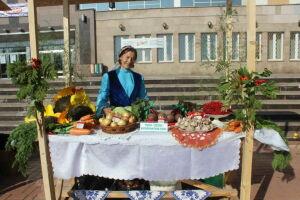 В Альметьевске в день выборов развернулась сельскохозяйственная ярмарка
