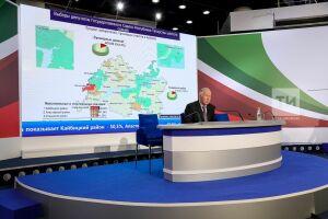 Почти треть всех избирателей Татарстана проголосовали на выборах в Госсовет РТ к 12 часам
