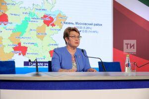Сабурская: 41 татарстанец проголосует на выборах, находясь под домашним арестом