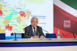 Мухаметшин: Темпы явки на выборы увеличатся в городах после 14.00