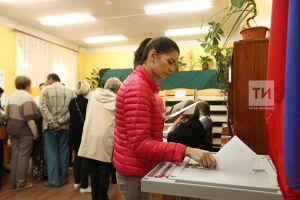 В Татарстане приступили к обработке бюллетеней на выборах в Госсовет РТ