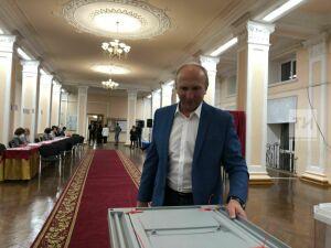 Владимир Чагин: Не голосовать, а потом критиковать работу политиков — проще всего