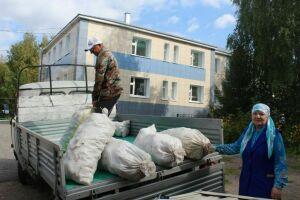 В Дрожжановском районе во время выборов провели «День добрых дел»