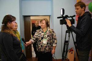 В Зеленодольске каждые 15 минут выходили новости о выборах депутатов Госсовета