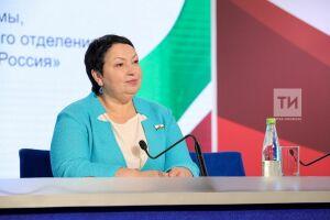 Бильгильдеева: «Мы не встречали никаких препятствий во время избирательной кампании»