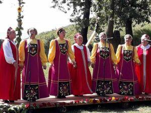 Спасский ансамбль «Сударушка» представил свое творчество в Ульяновской области