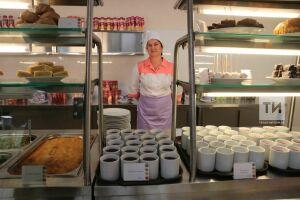 К 1 сентября в модернизацию школьных столовых Казани вложили 250 млн