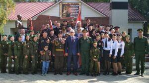 День танкиста в Альметьевске отметили митингом