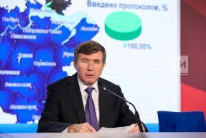 ЦИК РТ озвучил последние цифры по выборам в Госсовет Татарстана шестого созыва