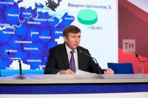 Впервые вГоссовет Татарстана прошли «Справедливая Россия» и«Партия Роста»