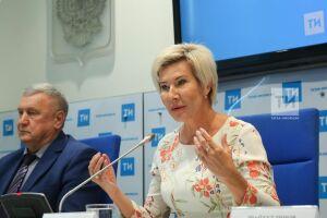 Ольга Павлова: Мыбудем приглашать людей изхосписа накрупные спортивные мероприятия