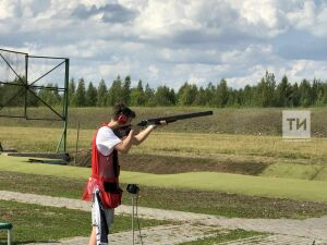 Татарстанцы завоевали «золото» командного турнира первенства Европы постендовой стрельбе