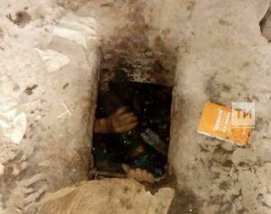 На автовокзале в Татарстане спасли мужчину, который провалился в общественный туалет