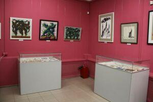 В Музее современного этноискусства Елабуги открылась выставка «Солнечный ветер»