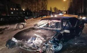 Пьяный водитель иномарки попал в ДТП под Казанью, два человека пострадали