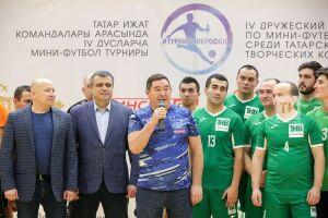 Салават Фатхетдинов: Футбол – не мой спорт