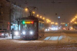 Синоптики Татарстана предупреждают о метели, гололеде и снежных заносах