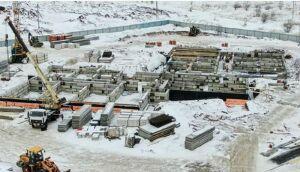 В Нижнекамске стартовало строительство нового детского сада на 260 мест