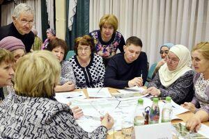 Жители многоэтажек в Нижнекамске перед ремонтом дворов проведут финальные обсуждения