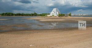 Уровень сброса воды на Куйбышевском водохранилище хотят сократить до 51 метра