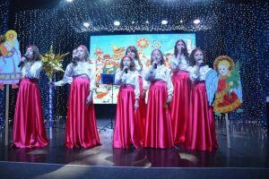 Духовная музыка прозвучала на рождественском концерте в Лаишево