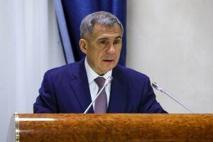 Минниханов подведет итоги работы Минэкологии, Минлесхоза и Минспорта Татарстана