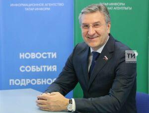Фаррахов вошел в топ-50 депутатов Госдумы по индексу активности