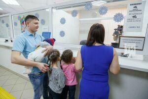 Минтруд РТ: Выплаты для сельских мам повысили рождаемость третьих детей