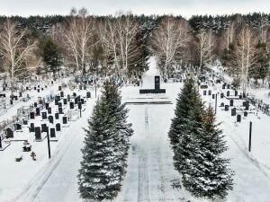 Бойцов «татарского» лыжного батальона захоронят в братской могиле в Нижнекамске