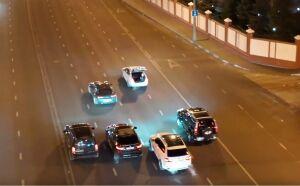 Авторам видео-челленджа от Тимати в Казани ГИБДД выписала 14 штрафов