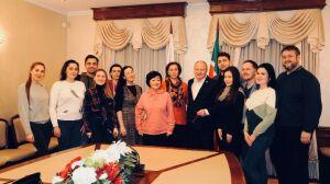 В нью-йоркском Карнеги-холле откроется фестиваль татарской песни «Узгэреш жиле»