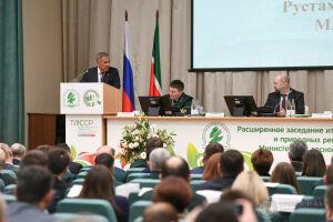 Минниханов: Результаты международной экспертизы ЗТО в Татарстане будут публичными