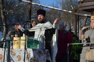 В Верхнеуслонском районе на Крещение оборудуют четыре иордани и одну купель