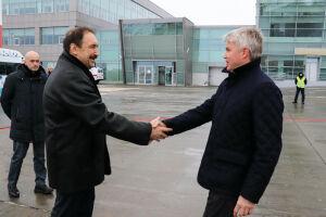 Глава Минспорта РФ прибыл в Казань на совещание по подготовке к Играм стран СНГ