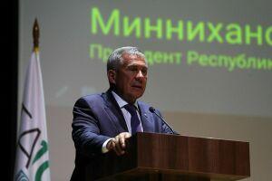 Рустам Минниханов: Наша задача – довести количество татарстанцев в спорте до 2 млн