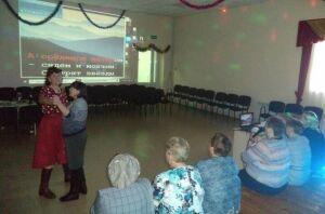 Ветераны Верхнеуслонского района представили постановку «Как Дед Мороз жену искал»