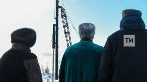 Процесс строительства уникальной мечети в Нижнекамске можно смотреть онлайн