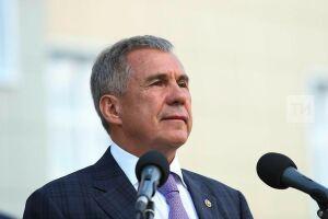 Минниханов: Будем работать с тем Правительством, которое определит руководство страны