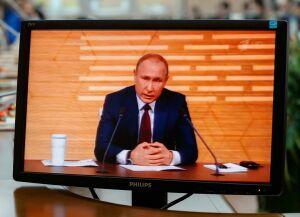 Послание Путина парламенту России можно будет посмотреть на Эльбрусе и в космосе