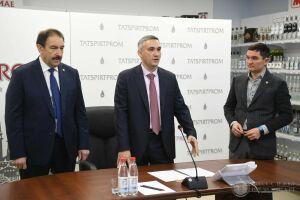 Новым гендиректором «Татспиртпрома» стал Руслан Максудов