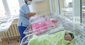 К 2024 году коэффициент рождаемости в России должен вырасти до 1,7
