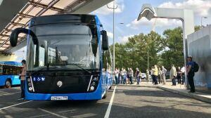 КАМАЗ  поставит в Москву еще 200 электробусов