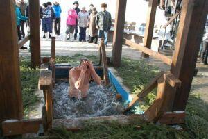В Заинске на Крещение оборудуют купель и освятят воду на роднике Святой ключ